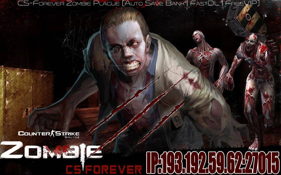 CS Forever Zombie Plague