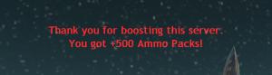 Ammo Packs Bonus Counter Strike