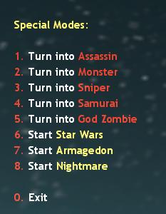 God Mode Menu Call Counter Strike