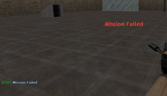 Zombie Plague Mission System Failed