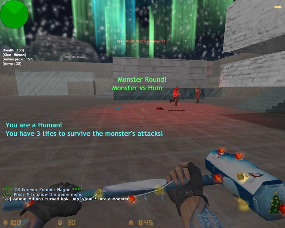 Monster Round Counter Strike